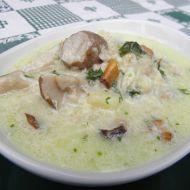 Jemná chalupářská polévka z ryb a hub recept