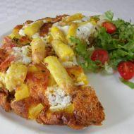 Frittata s bílým chřestem recept