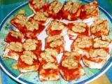 Hermelínové kostičky recept