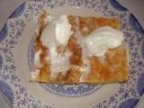 Bramborová pita recept