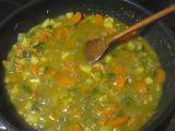 Cuketovo-mrkvové kari recept