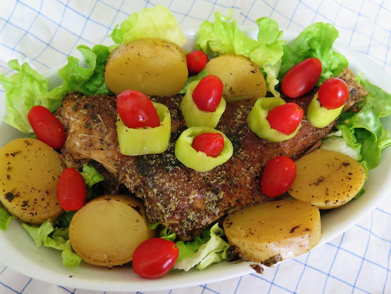 Okoun mořský na sumahu recept