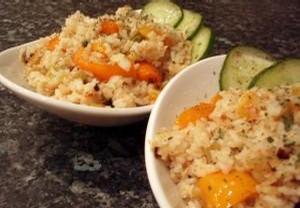 Vaječná rýže