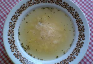 Česnečka po česku