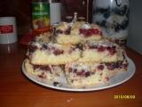 Bublanina z lesních plodů recept