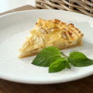 Jablečný koláč se smetanovým krémem recept