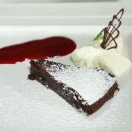 Bezlepkový čokoládový koláč recept