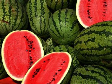Koktejl z melounu