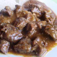 Hovězí chilli guláš recept