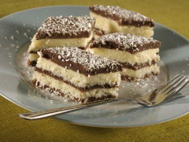 Kokosíno nepečený dortík