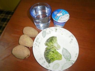 Recept Brokolice s jogurtem