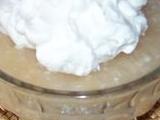 Jablečné pyré s kokosem recept