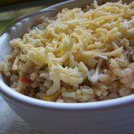 Pikantní rizoto s mexickou zeleninou recept