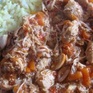 Kuřecí směs s buráky recept