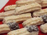 Bezlepkové kokosové rohlíčky recept