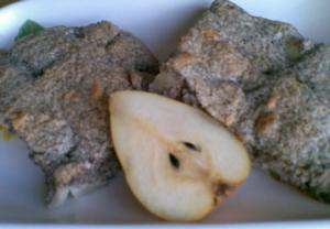 Ovoce pod makovou peřinou  koláč