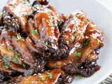 BBQ kuřecí křídla Buffalo wings recept