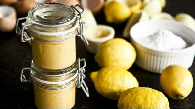 Lemon curd – citronový krém