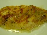 Pomerančový pangasius recept