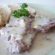 Hovězí maso na sardeli recept