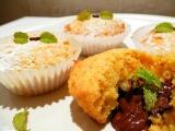Kořeněné muffinky s mrkví a pomerančovým rozvarem recept ...