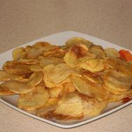 Bramborové chipsy recept