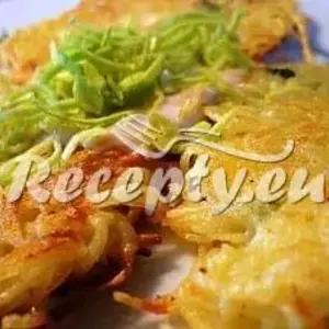 Bramboráčky se zeleninou recept  přílohy
