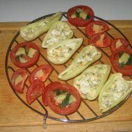Grilovaná rajčata a papriky recept