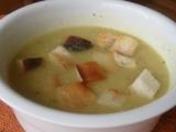 Cuketová polévka krémová recept