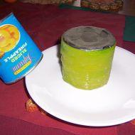 Ananasový želatinový dezert recept