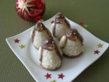 Kokosoví tučňáčci recept