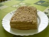 Rychlý medovník (bez pečení) recept