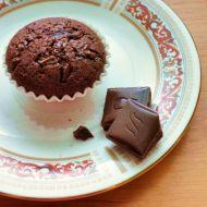 Čokoládové mini muffinky recept
