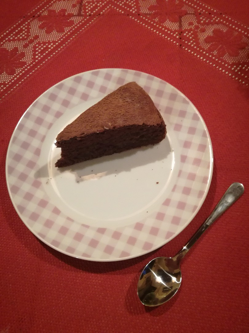 Kakaovo  kávový dort recept