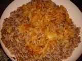 Libanonská kuchyně  Čočka s rýží recept