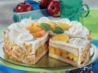 Choceňský jablečný dort