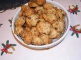 Ořechové sušenky recept