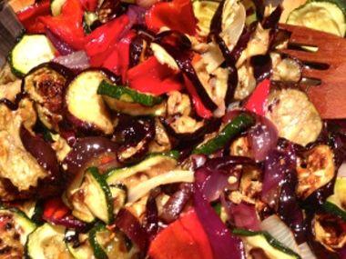 Zelenina po středomořsku
