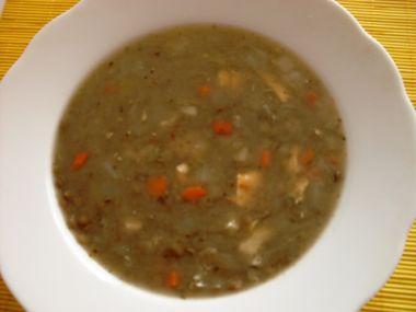 Recept Čočková polévka