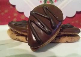 Čokoládové cukroví recept