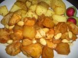 Kuřecí prsa s mandlemi a skořicí recept