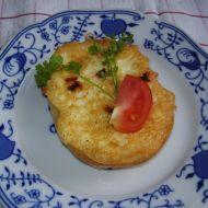 Veka s vejci a sýrem recept