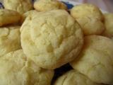 Citronové cookies recept