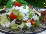 Barevný salát recept