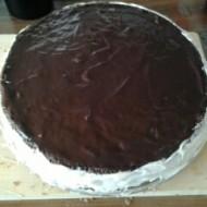 Pohádkový kakaový dort recept