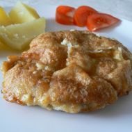 Kuřecí řízek s česnekem recept
