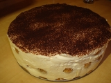 Můj dort ála tiramisu recept