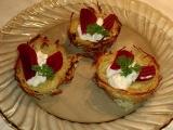 Bramborové muffiny recept