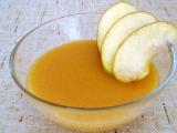 Jablíčkový dezert z polenty recept