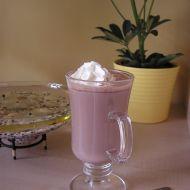 Krémová horká čokoláda recept